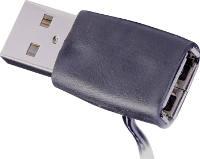 USB-Steckerkupplung Typ A