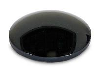 schwarze Twister-Stop-Linse