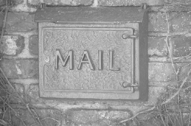 Postkasten