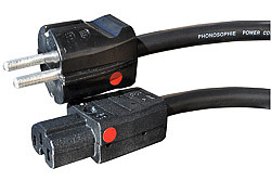 Phonosophie Power Cord 1 MK 2.1 Buchse
