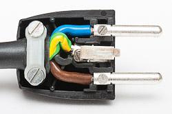 Phonosophie Power Cord 1 MK 2.1 Stecker