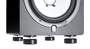 TritonAudio NoLev unter Lautsprecher