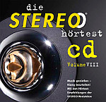 Die STEREO Hörtest CD Volume VIII