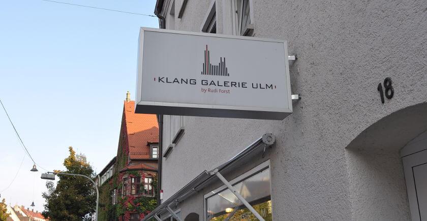 Klanggalerie Ulm