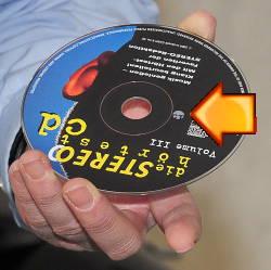 CD Mini Chip
