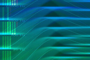 audiophile Frequenzen