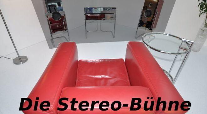 Stereo-Bühnendarstellung