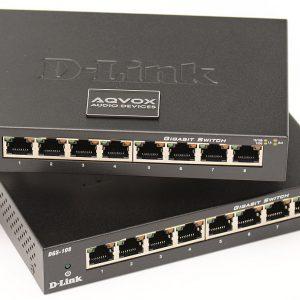 AQVOX Switch AQ8