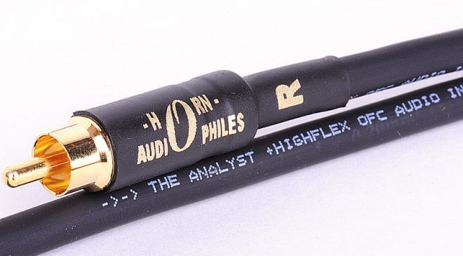 Horn Audiophiles The Analyst