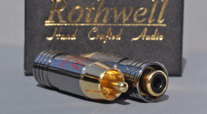 Rockwell Pegeldämpfer