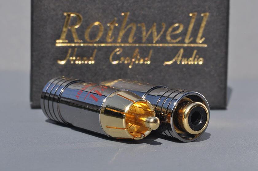 Rothwell Pegeldämpfer