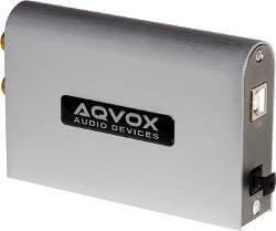 Mini-DAC MyMiniDAC von AQVOX - HiFi Test