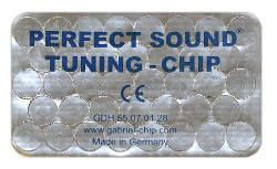 Mini-Tuning-Chip/Disc Chip von creaktiv Systems - HiFi Test