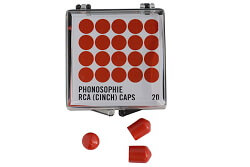 Phonosophie RCA-Caps