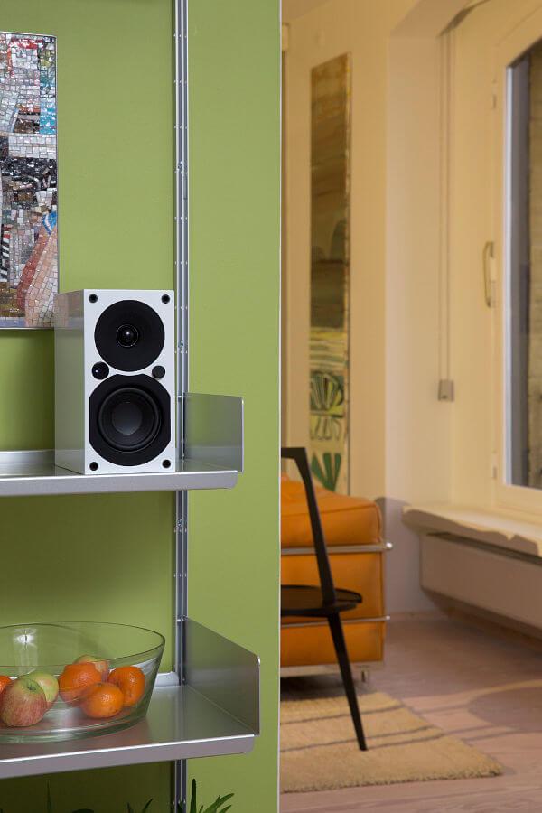 System Audio Saxo1 aktive