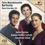 audiophile Julia Fischer Klaviertrios