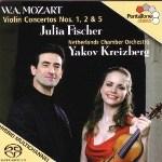 audiophile Julia Fischer