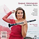 audiophile Sabine Grofmeier Clarinet Tales