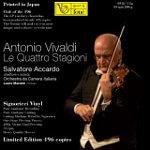 audiophile Antonio Vivaldi Le Quattro Stagioni