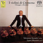 audiophile Accardo Salvatore The Violins Of Cremona