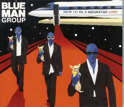 audiophile Blue Men Group