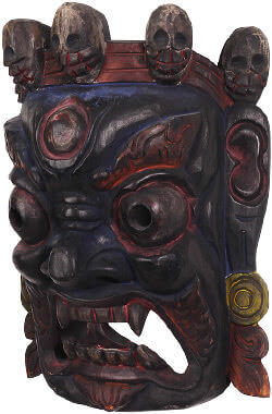 Voodoo-Maske
