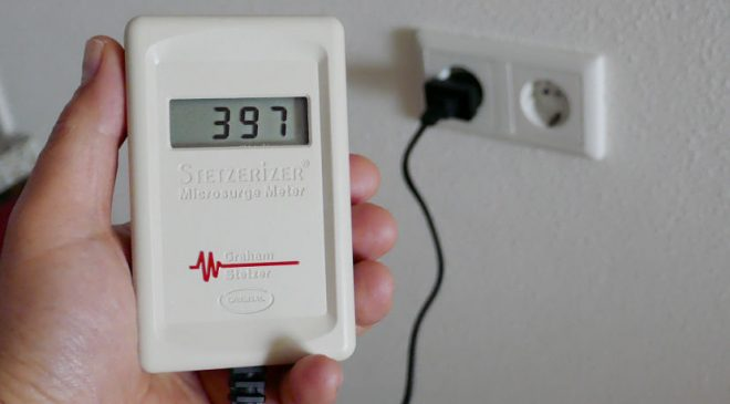 Microsurge Meter