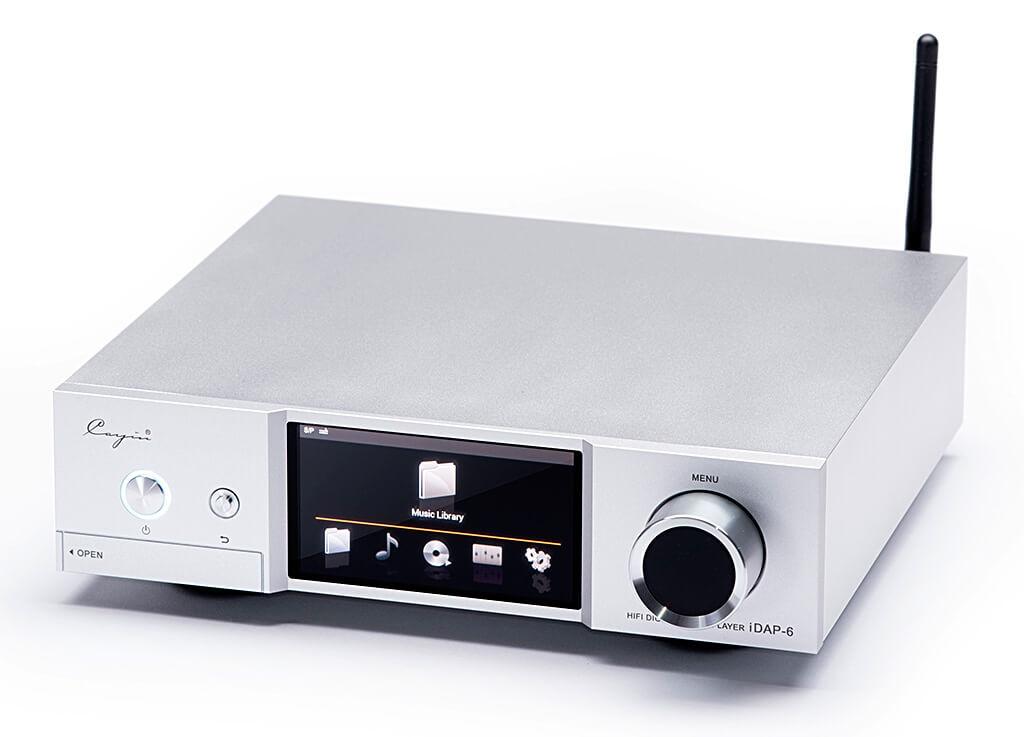 Cayin iDAP-6 Streamer - HiFi News