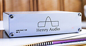 Henry Audio USB DAC 128 MK 3 - HiFi News