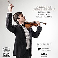 Aleksey Semenenko - Romantic Brillant Imaginative