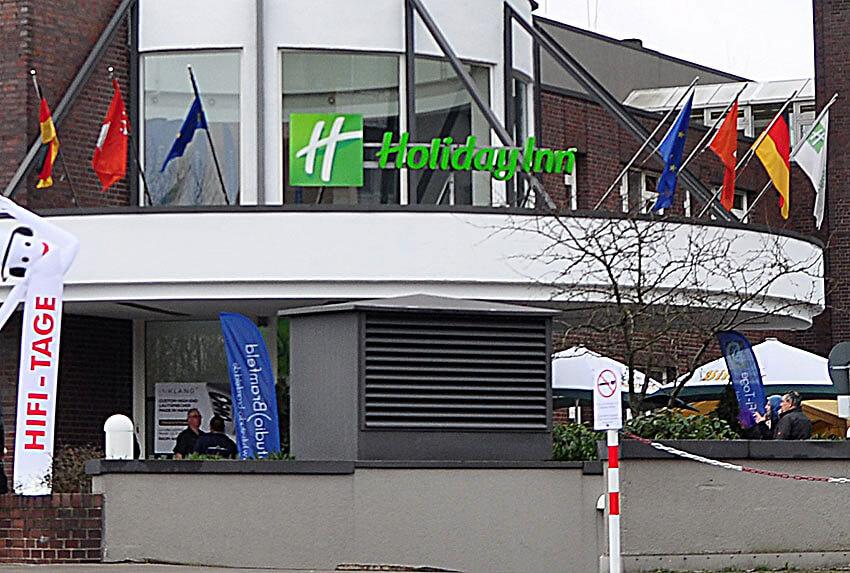 Messeort Norddeutsche Hifi-Tage
