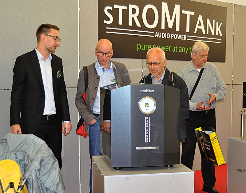 High End München 2018 - Stromtank S 5000