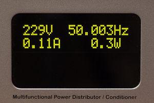 display voltage gordian l12