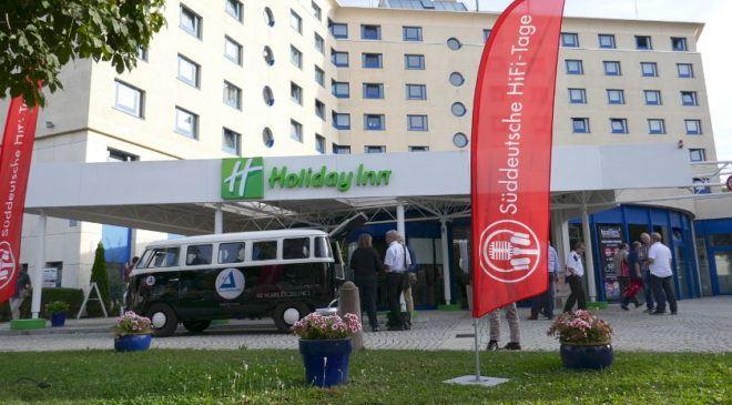 Süddeutsche HiFi-Tage - Holiday Inn in Stuttgart