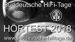 Süddeutsche Hifi Tage
