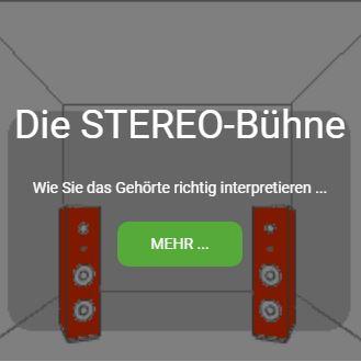 Stereo Bühne und Räumlichkeit