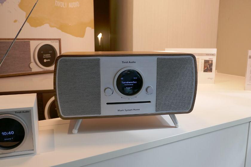 Süddeutsche HiFi-Tage -Tivoli Audio Music System Home