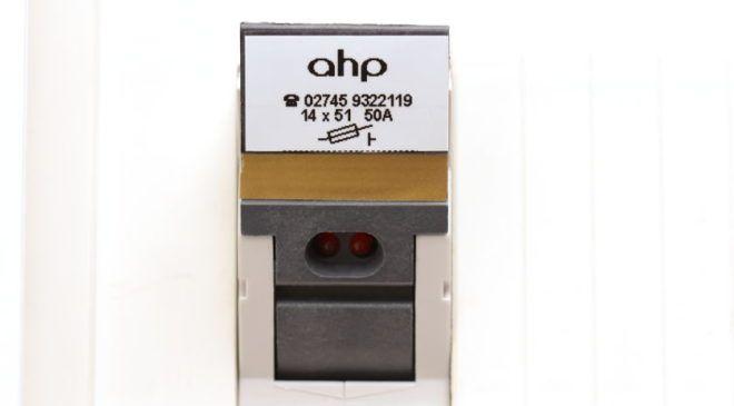 AHP Klangmodul IV G - eingebaut