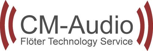 cm audio logo
