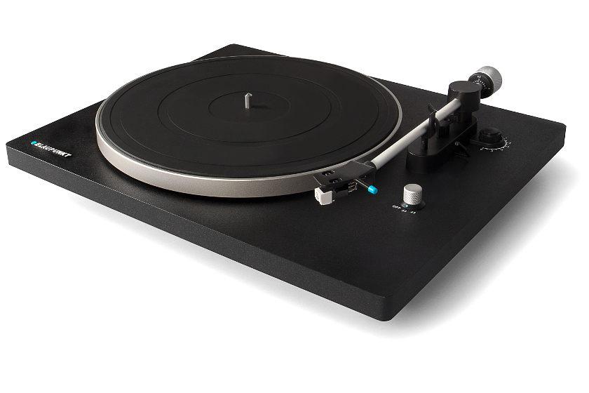 Blaupunkt Plattenspieler TT-100 Front ohne Deckel