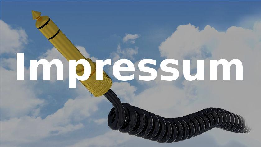 Impressum audiophil-online.de