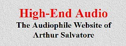 high-endaudio.com Arthur Salvatore