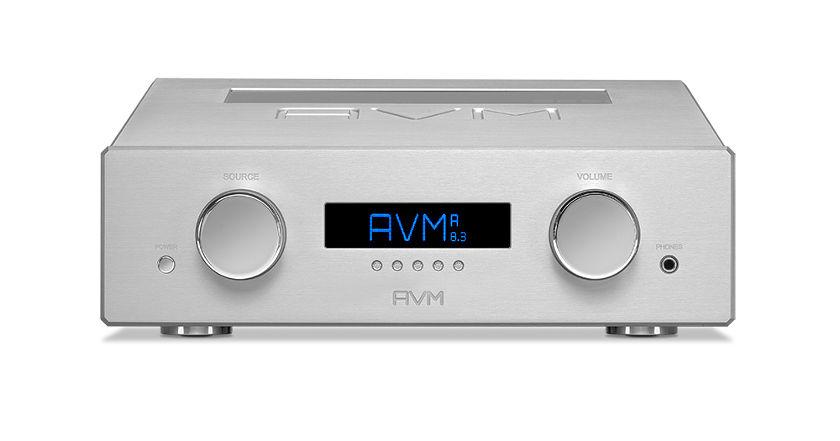 AVM OVIATION A 8.3 Silver