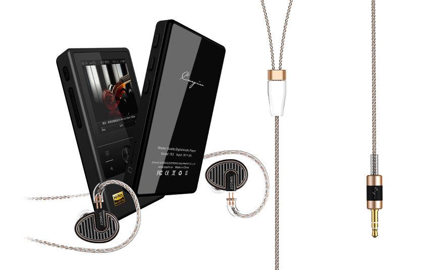 Cayin N5 InEar Headphone Stecker