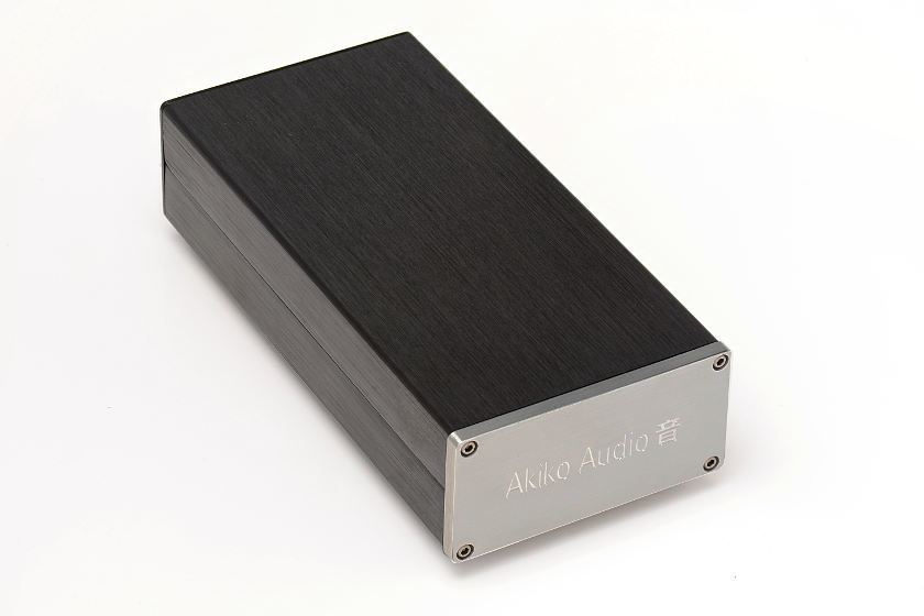 Akiko Audio - Power Conditioner Minelli - Draufsicht