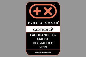 Plus X Award sonoro