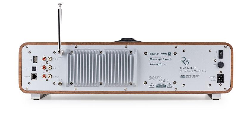Ruark Audio R5 Rear