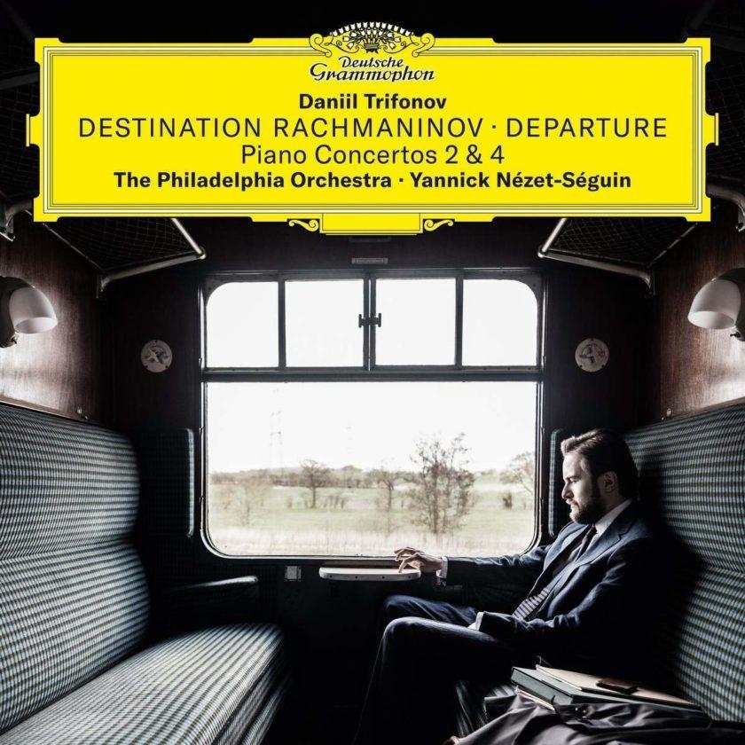 Daniil Trifonov – Destination Rachmaninov: Departure