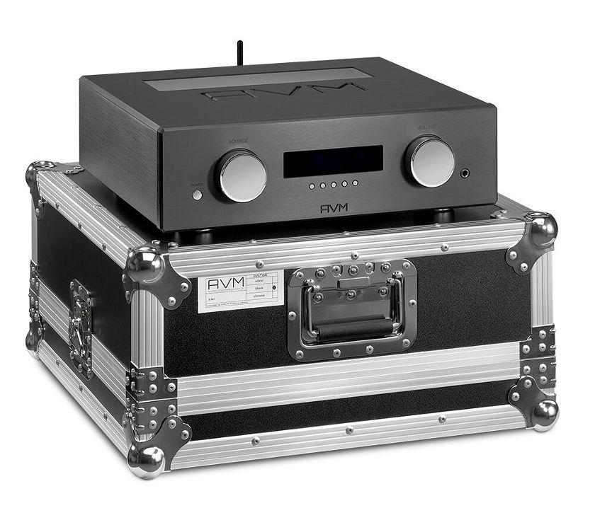 AVM Ovation A8.3 auf Flightcase