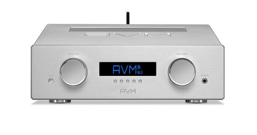 AVM Ovation A8.3 Frontansicht